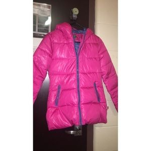 United Colors of Benetton Pink Winter Jacket